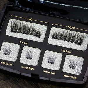 Natural eyelashes