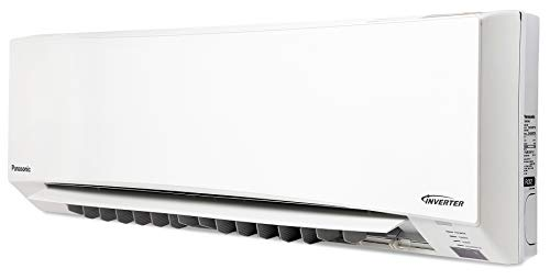 Panasonic 2 Ton 5 Star Wi-Fi Twin Cool Inverter Split AC (Copper, CS/CU-NU24WKYW, White, Powered by IoT, Voice Control)