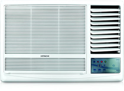 Hitachi RAW222KVD Kaze Window AC (2 Ton 2 Star Rating White Copper)