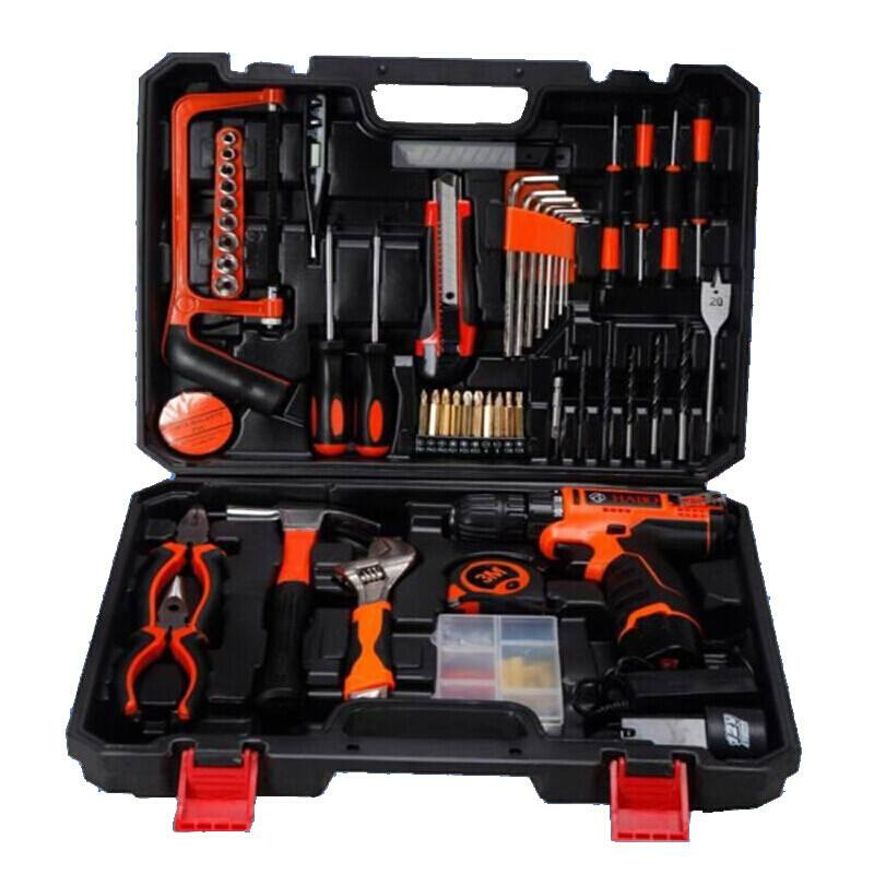 Electric Drill with 32 Combined Tool 12V