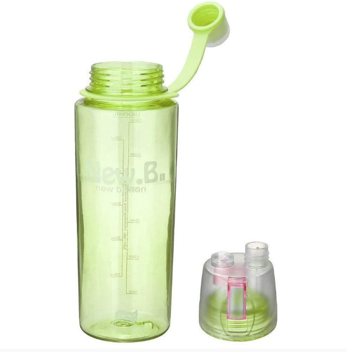 Grabnpay Portable Travel Water Bottle - 600ml