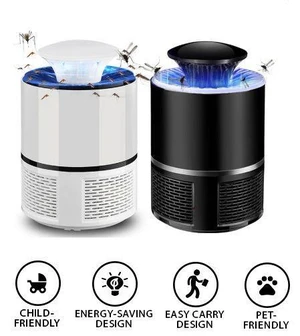 Grabnpay -Mosquito killer Lamp with USB Lamp