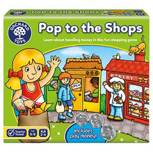 Load image into Gallery viewer, Orchard Toys Pop to the Shops Board Game