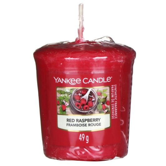 Yankee Candle Votive Red Raspberry