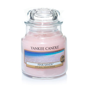 Yankee Candle Small Pink Sands Jar