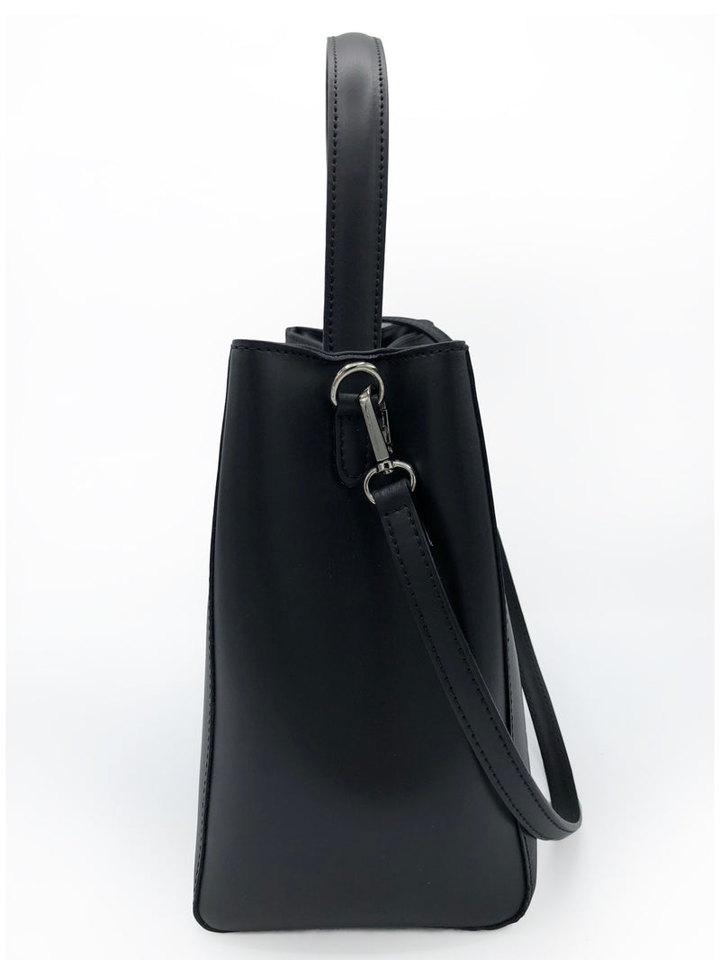 Valencia Tote Bag Charcoal