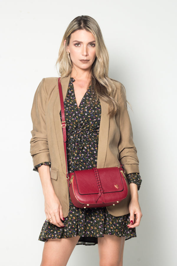 Norah Bag Burgundy