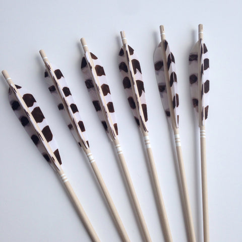 Decorative Arrows - Cream Xtra Talls