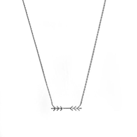 Necklace | Arrow Bar