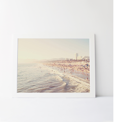 Large Photographic Print - Sunny California