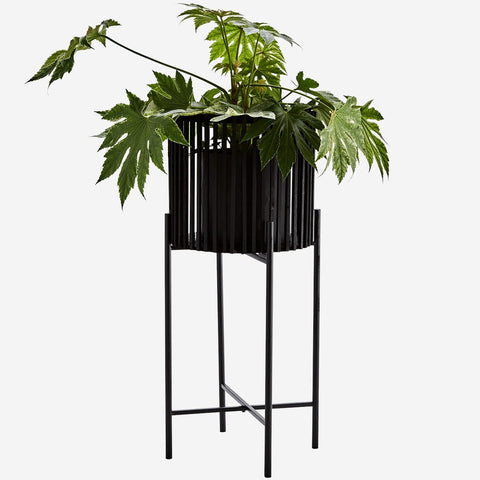 Planter | Bamboo & Iron