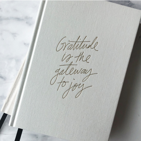 Blacklist | Gratitude Journal