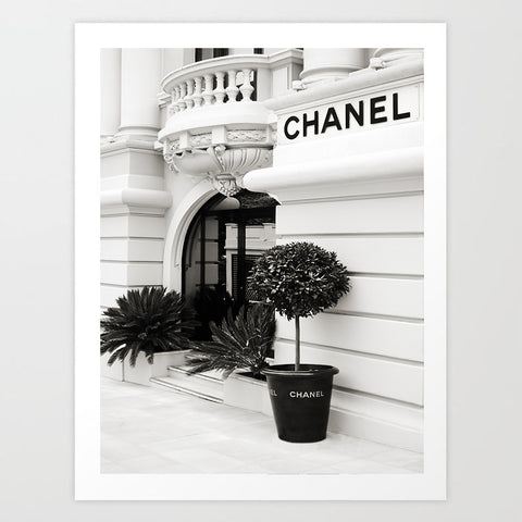 The Shop Front | Art Print