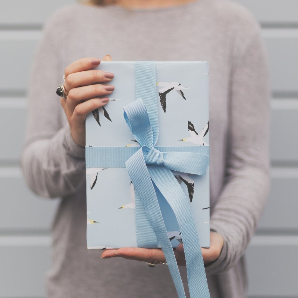 The Great NZ Wrapping Paper Book | Nature Edition