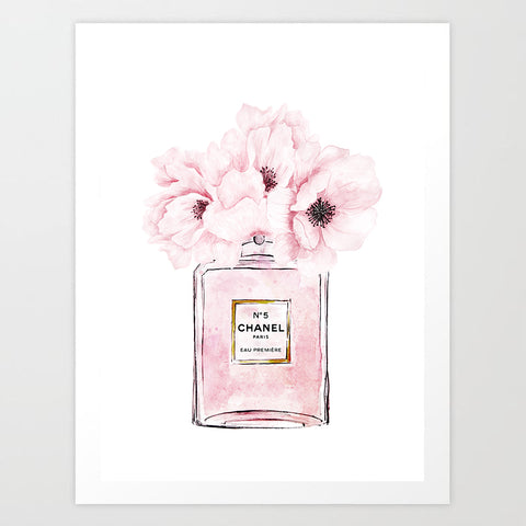 Art Print | Floral Fragrance