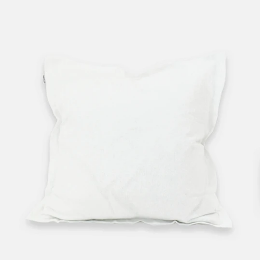 Linen Cushion | French White