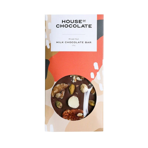 Chocolate | Milk with Mixed Nut