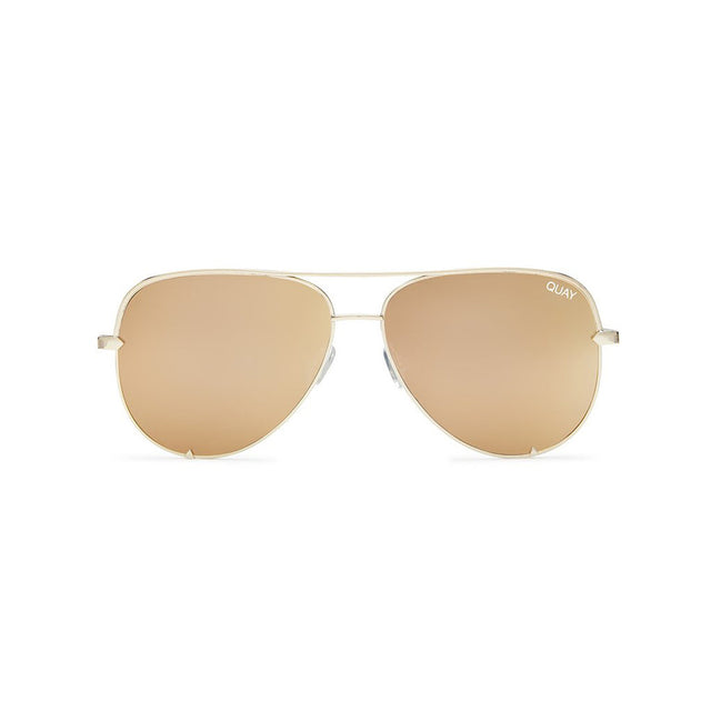 High Key Gold sunglasses NZ