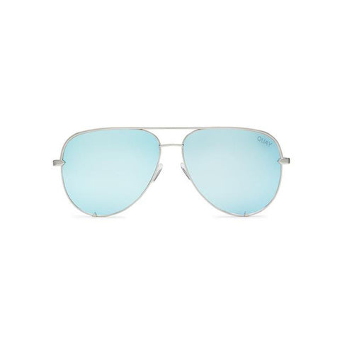 Quay sunglasses | High Key BLUE