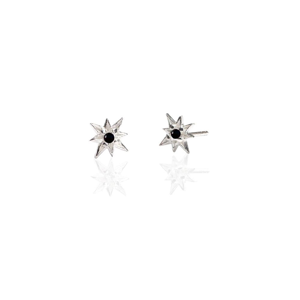 Earrings | Northern Star Onyx