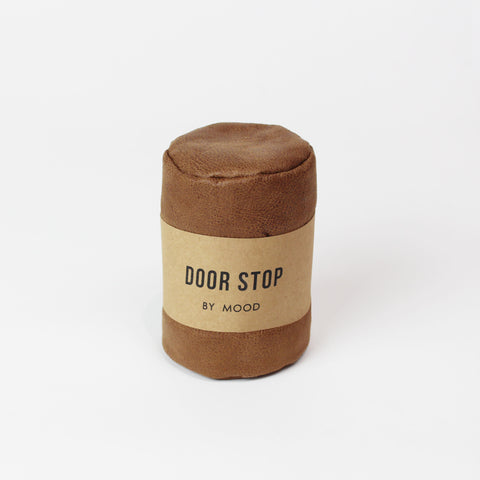 Door Stop | Leather Brown