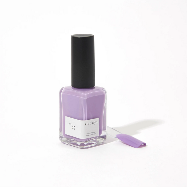 Sunday's Nail Polish | Lilac No47