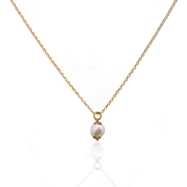Necklace | Freshwater Pearl