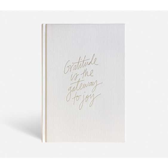 Blacklist Stationary Gratitude Journal