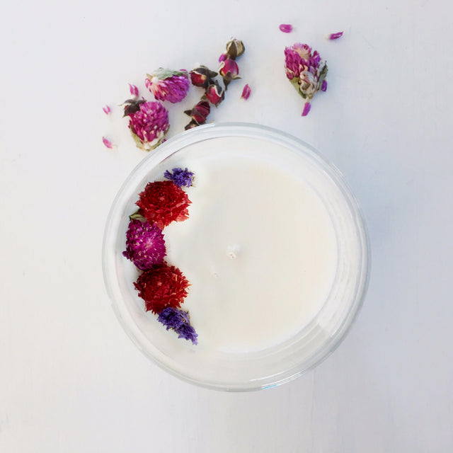 Luxury Soy Candle Handmade in NZ