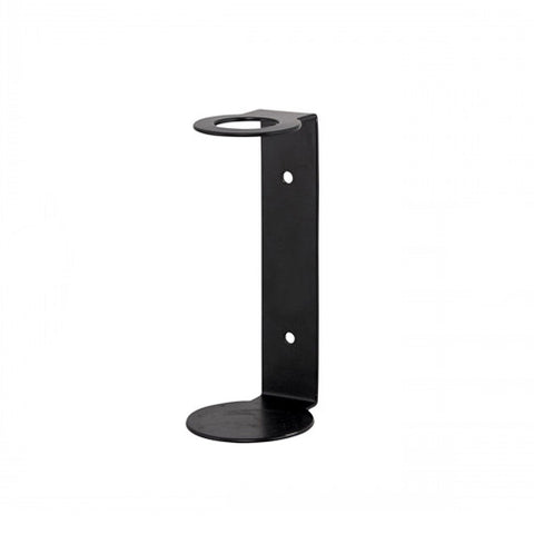 Black Liquid Soap wall bracket