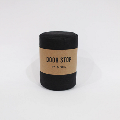 Door Stop | Leather Black