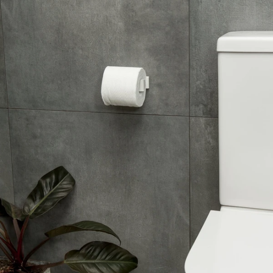 MOT | Toilet Roll Holder WHITE
