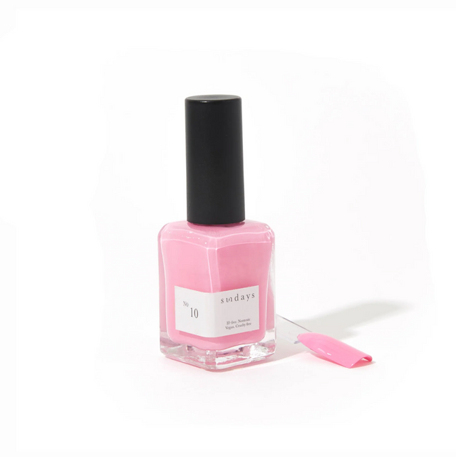 Sunday's Nail Polish | Bubblegum Pink No10