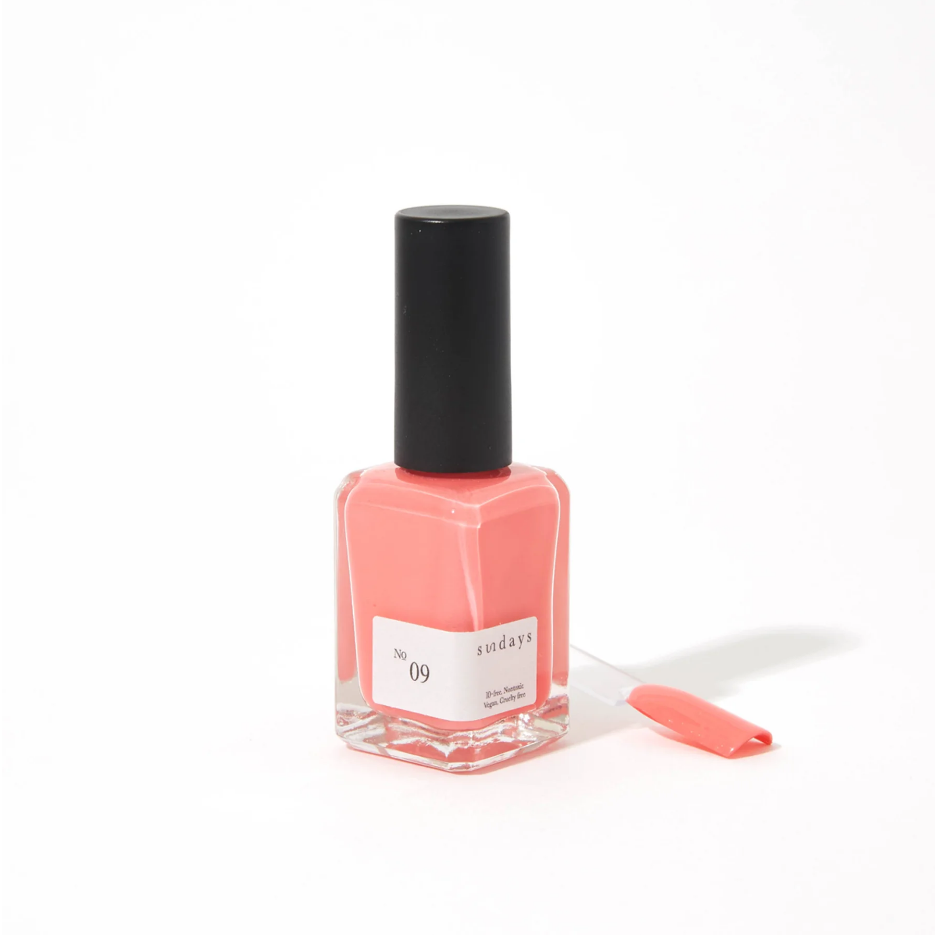 Sunday's Nail Polish | Coral No9