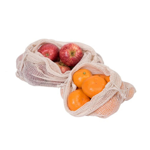 Produce Bags | Organic Cotton 6 pack