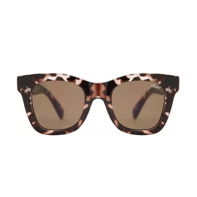 Quay sunglasses | After Hours TORT