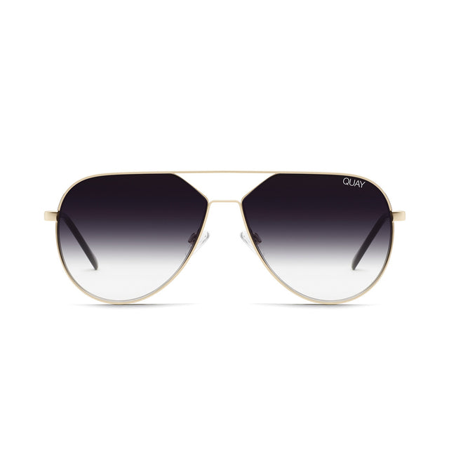 Quay sunglasses | Hold Please GOLD
