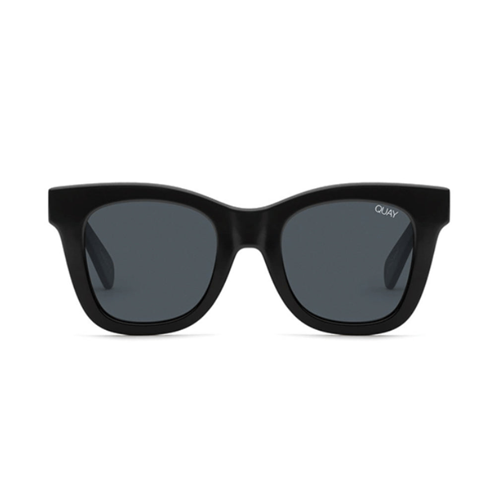 Quay sunglasses | After Hours SHINY BLACK