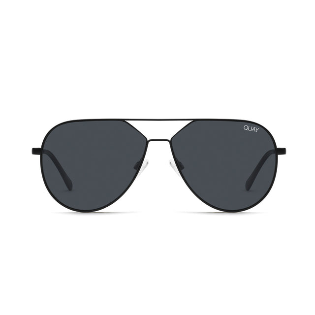 Quay sunglasses | Hold Please BLACK