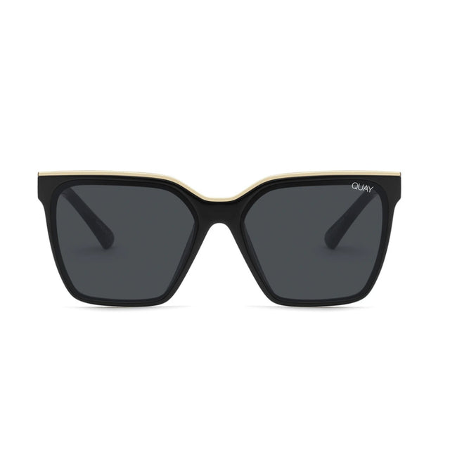 Quay sunglasses | Level Up BLACK