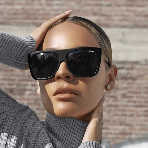 Quay sunglasses | OTTII BLACK