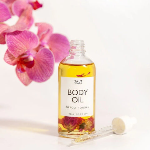 Salt | Neroli & Argan Body Oil