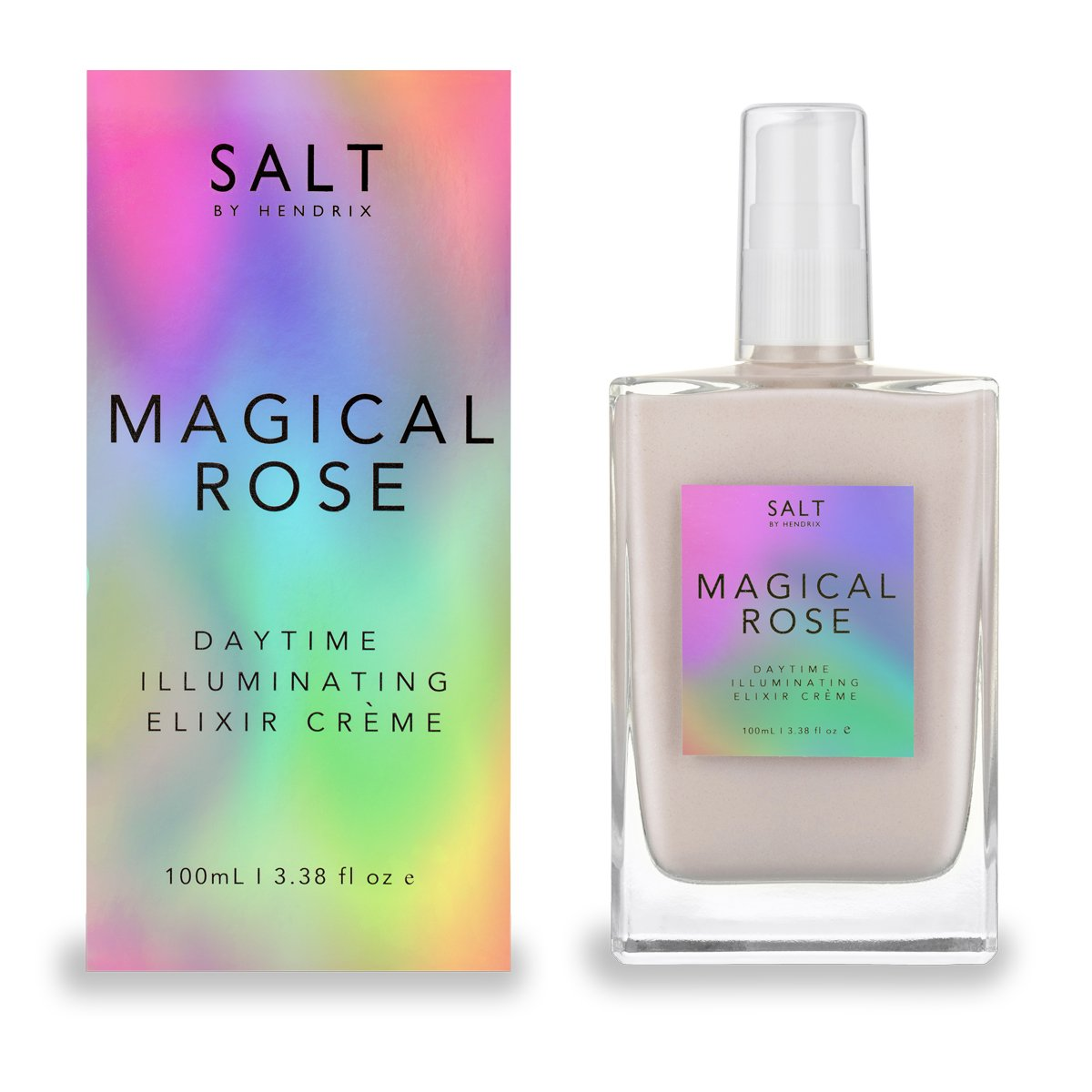 Salt magical rose cremé