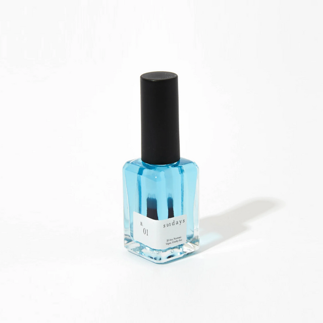Sunday's Nail Polish | Base Coat B01