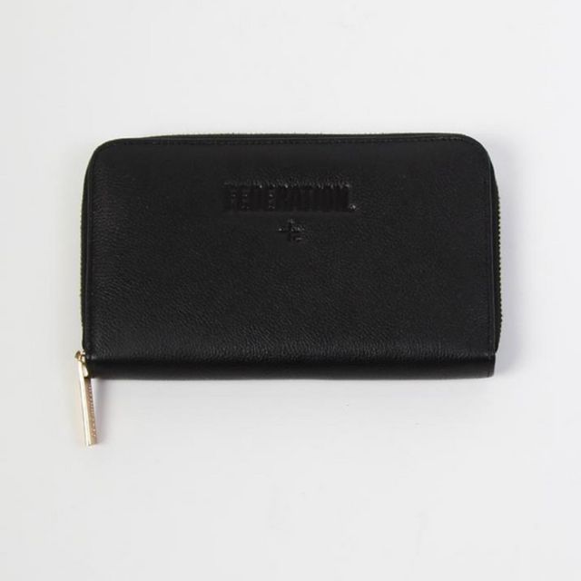 Federation New Zealand Leather Wallet