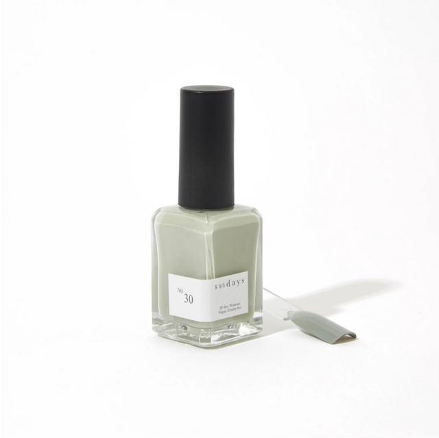 Sunday's Nail Polish | Olive Gray No30