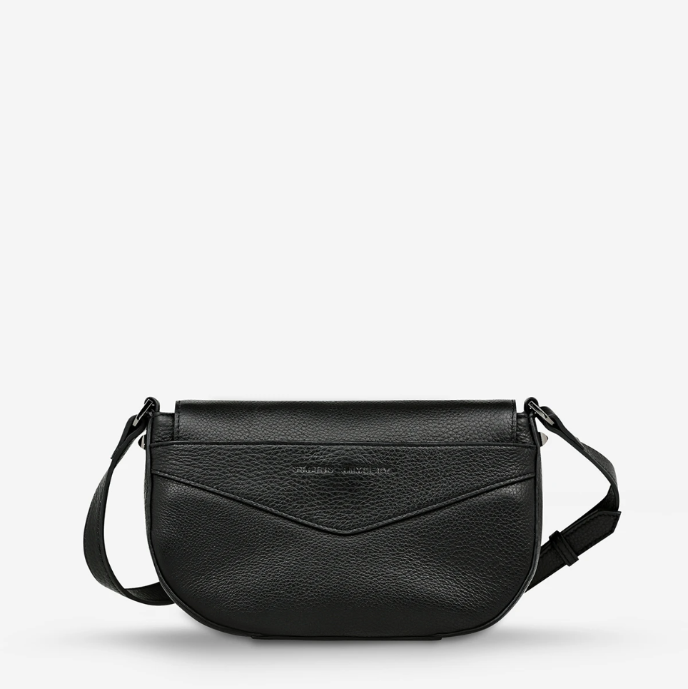 Status Anxiety | Transitory Handbag BLACK