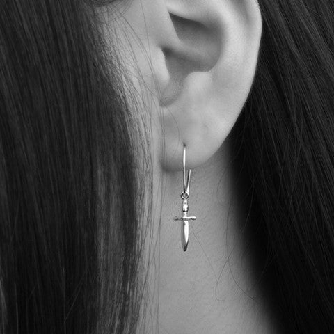 Earrings | Dagger Drop