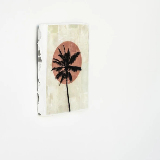 Jai Vasicek | Sum Palm Shell Tile