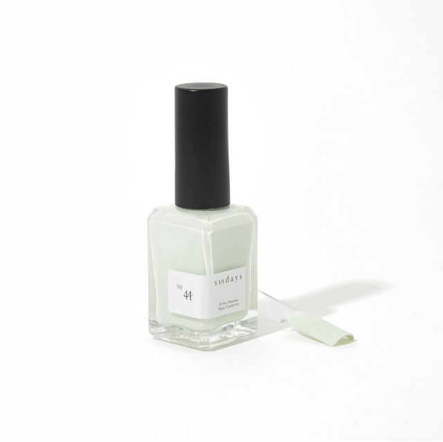 Sunday's Nail Polish | Mild Mint No44